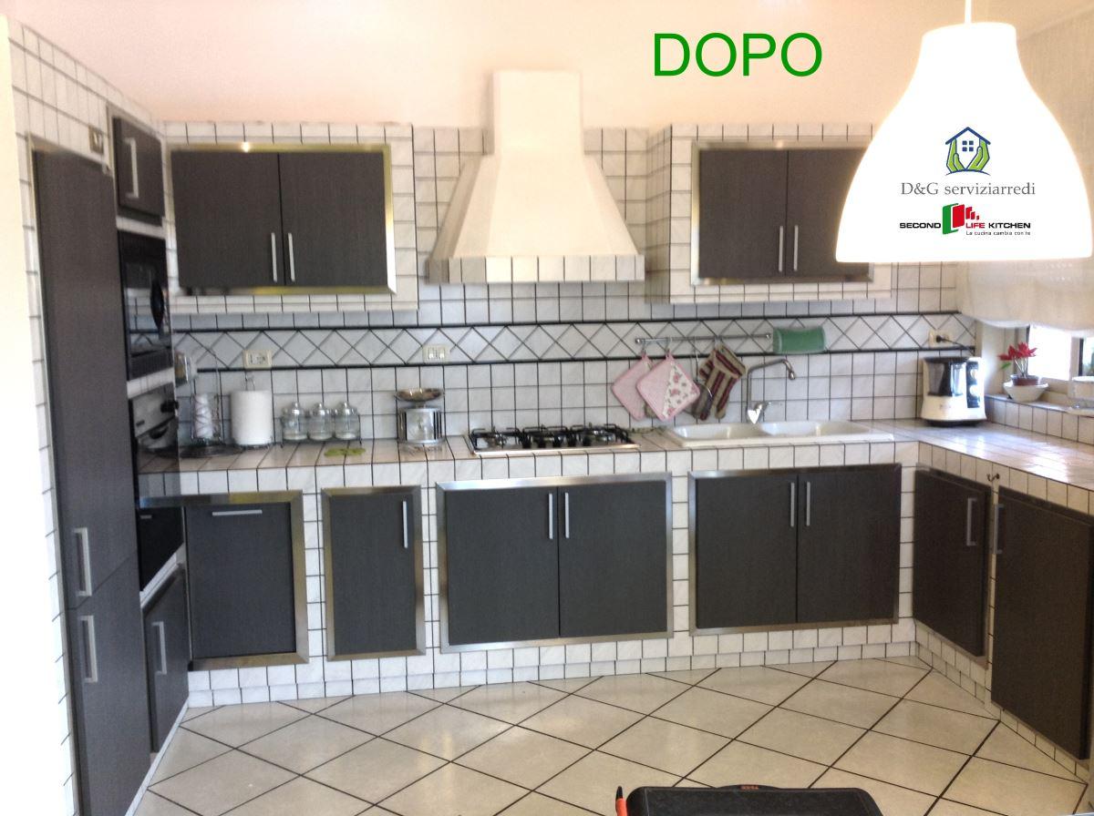 Cucine In Muratura Bianche photo stories – d&g serviziarredi